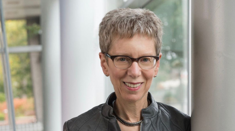 Terry Gross Chats About Radio, Public Media And The Simpsons