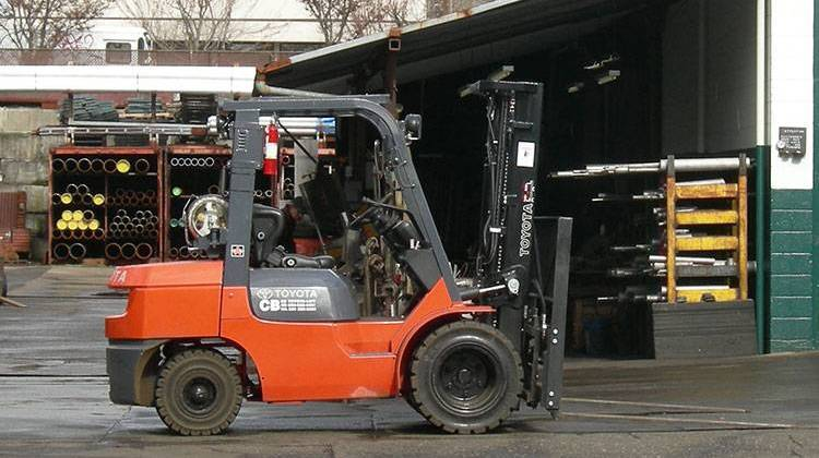 Toyota Columbus Indiana >> Toyota Plans 16m Expansion Of Indiana Forklift Factory