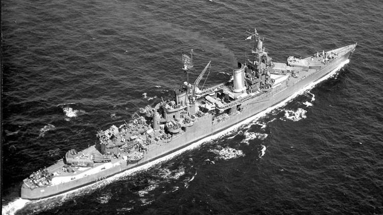Congress Awards Its Highest Honor To USS Indianapolis Crew