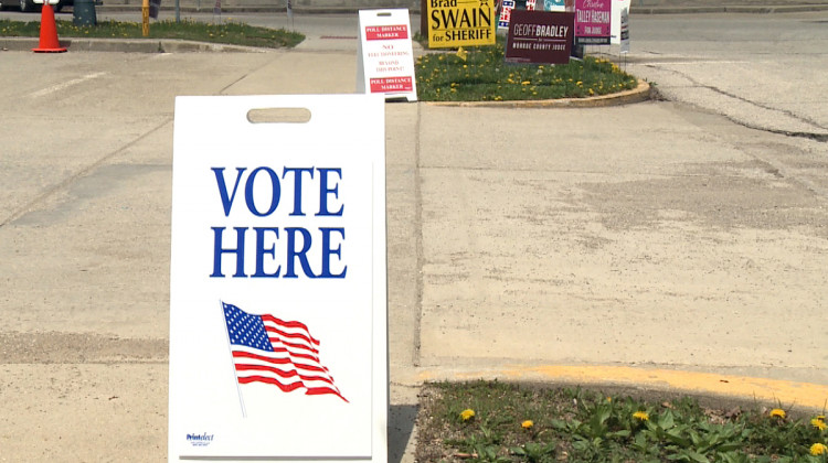 Indiana Has Best Midterm Voter Turnout In Two Decades