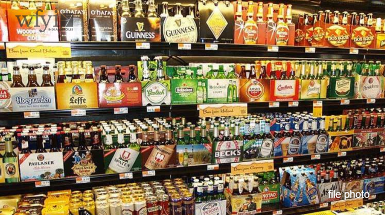 Sunday Alcohol Sales Shot Down Again