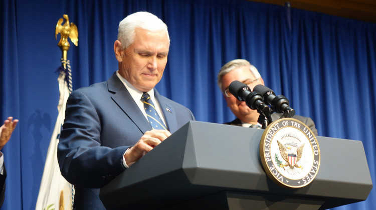 Pence To Speak At Taylor University Graduation