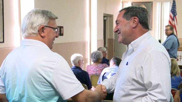 Sen. Joe Donnelly announces re-election bid