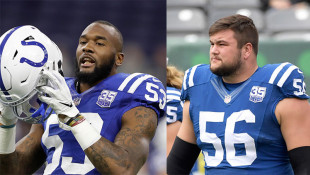 Indianapolis Colts Rookies Make NFL All-Pro Team