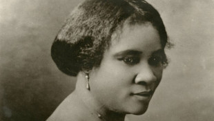 More Than 40,000 Madam C.J. Walker-related Items Now Accessible