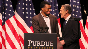 No 'Major Announcement' During Howard Schultz's Purdue Speech
