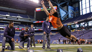 ABC To Televise NFL Combine From Indianapolis For 1st Time