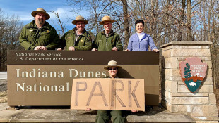 Indiana Dunes National Lakeshore Becomes Indiana's First National Park