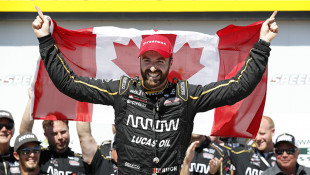 Hinchcliffe Gets Indy 500 Ride, 3 Total Races With Andretti