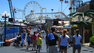 Indiana Beach Amusement And Water Park Closes
