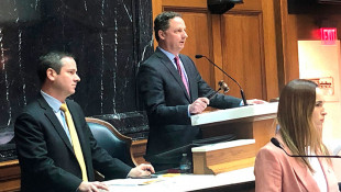 Indiana Lawmakers Aiming To Wrap Up This Year's Session
