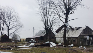 Damage Survey In Southern Indiana Follows Severe Storms