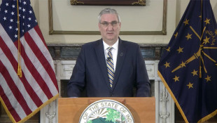 Gov. Holcomb Issues Stay At Home Order, Closes State Offices To In-Person Public Activity