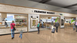 Indianapolis International Airport Lands Farmers' Market