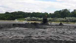 Greening The Statehouse To Address Coal Ash Pollution