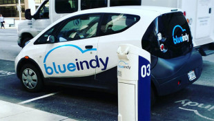 City Will Not Buy BlueIndy Stations