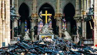 Notre Dame University Donating $100K To Renovation Of Paris Cathedral