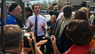 Buttigieg Comes Home For Dyngus Day