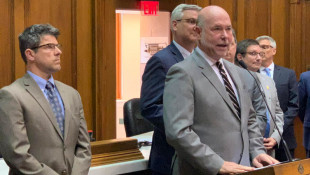 Republican Lawmakers Unveil Agreement For Two-Year State Budget