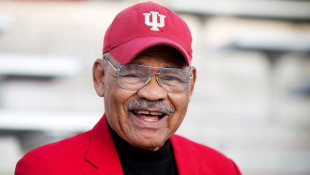 IU Renames Memorial Stadium Plaza For Taliaferro
