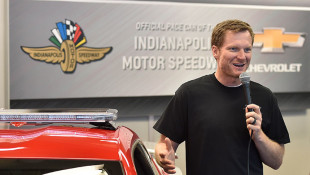 Earnhardt To Drive Pace Car At Indianapolis 500