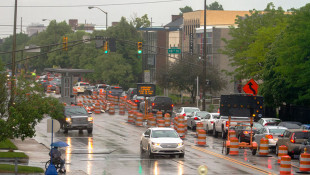 Red Line Construction Causes Lane Closures