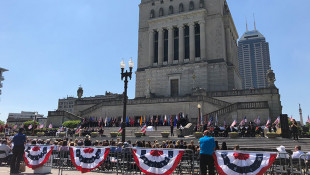500 Festival Memorial Service Honors Hoosier Heroes