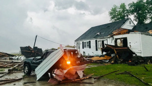 National Weather Service Confirms Tornado Damage In Madison, Henry Counties
