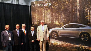 SF Motors To Build Electric Vehicles In Mishawaka Factory