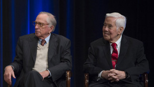 Ex-Sens. Nunn And Lugar On Disarming North Korea