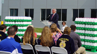 Walmart Opens Indiana's Newest Milk Facility