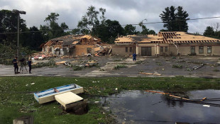 EF-2 Tornado Touches Down in South Bend