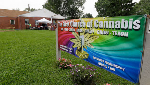 Judge Drops Suit Of Church That Wants Pot To Be A Sacrament
