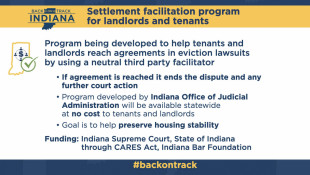Indiana, Bracing For Flood Of Evictions, Will Launch Settlement Arbitration