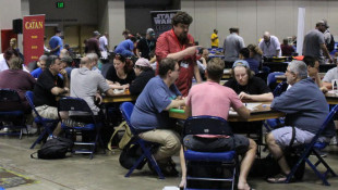 Gen Con's Sell-Out Crowds Tests Indy's Capacity