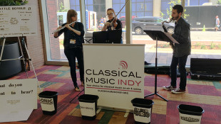 Random Acts Of Music Brings Classical Music To Gen Con