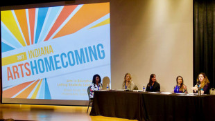 Indiana Officials To Convene 2-Day Arts 'Homecoming'