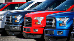 2 Million Ford Trucks Recalled Due To Reported Seat Belt Fires