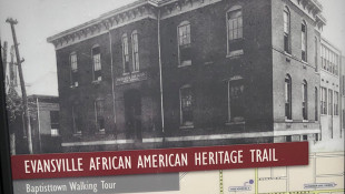 New African American Heritage Trail Dedicated In Evansville