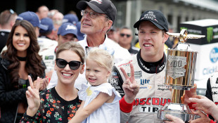 Keselowski Makes It A Penske Sweep At Indianapolis