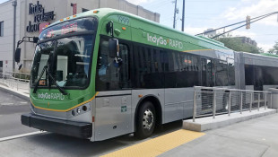 Red Line Buses Having Charging Problems