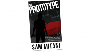 Longtime Road & Track Writer Sam Mitani Shifts To Fiction For 'The Prototype'
