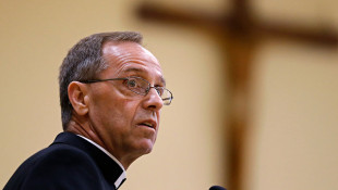 Vatican Temporarily Suspends Indy Archbishop's Decree On Brebeuf Jesuit