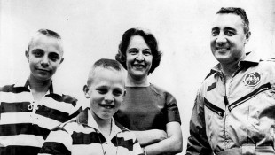Betty Grissom, Widow Of Astronaut Virgil 'Gus' Grissom, Dies