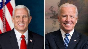 Pence, Biden Head To Dueling Rallies In Fierce Indiana Race