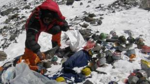 Nepal Cracks Down On Messy Everest Climbers