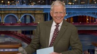 David Letterman's Meticulously Unchoreographed Exit