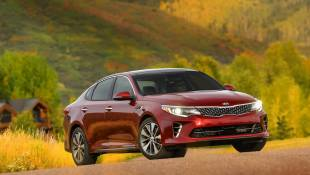 Kia Repaints Its Masterpiece:  Meet The Redesigned Optima
