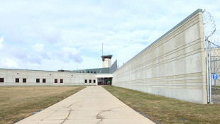 The Miami Correctional Facility has been placed on lockdown after weekend testing found nearly 60 inmates and several prison workers were positive for COVID-19. - FILE PHOTO: Barbara Brosher