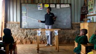 Do For-Profit Schools Give Poor Kenyans A Real Choice?